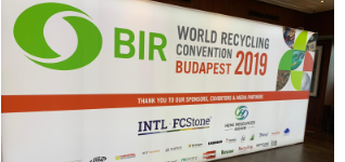 BIR World Recycling Convention Budapest 2019