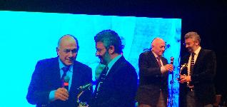 Altın Yunus 2014 The Best Inspection Company Award is for Alex Stewart